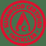 SCI - SUPAWOOD Certified Installer logo