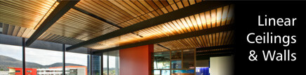 acoustic slatted panels