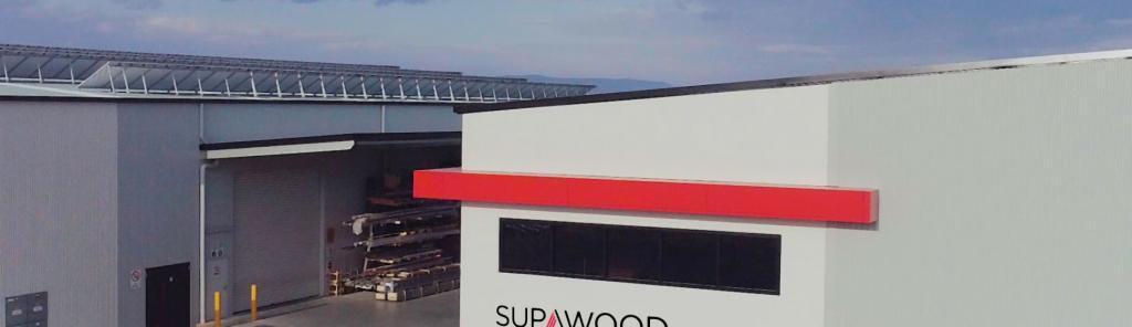 Supawood building