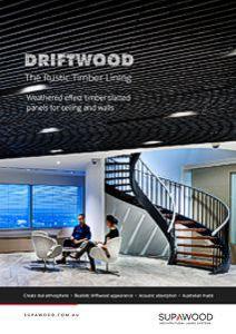 DRIFTWOOD Brochure