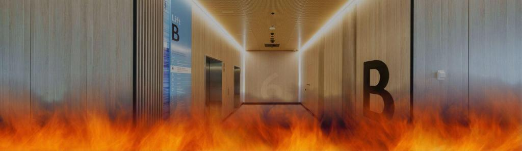Supawood products meet NCC/BAC fire safety requirements