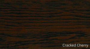 SUPAMETAL Woodgrain Cracked Cherry