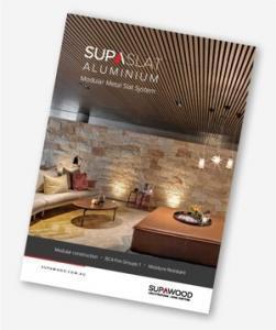 SUPASLAT Aluminum brochure